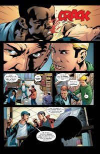 Green Arrow 32 page 13