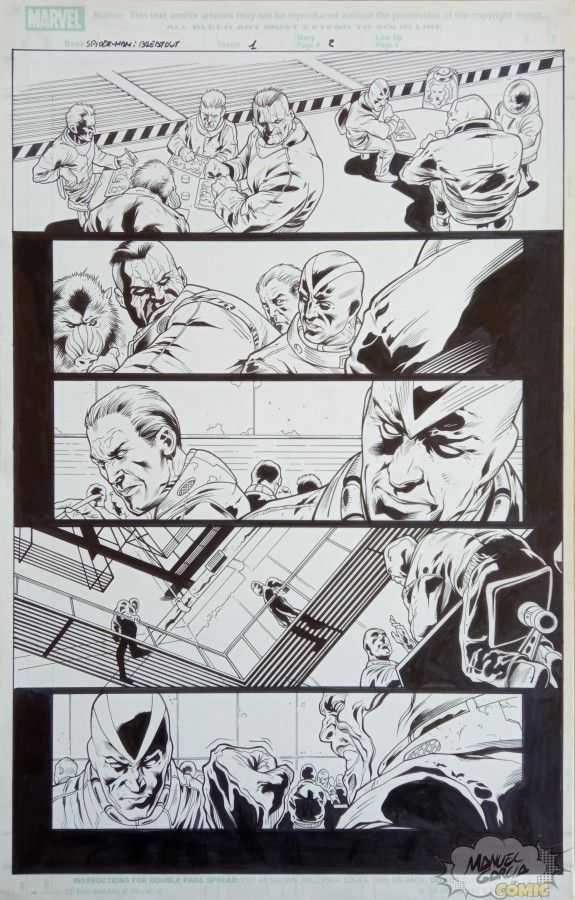 Spiderman Breakout 1 pag 02