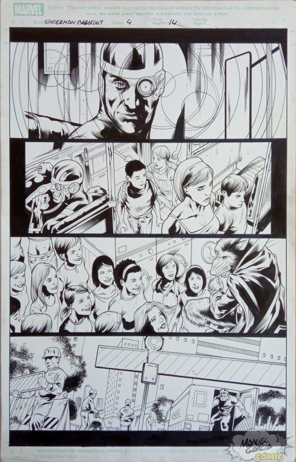 Spiderman Breakout 4 pag 14