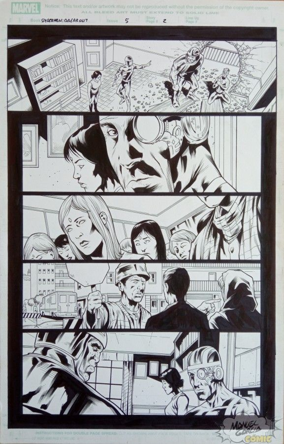 Spiderman Breakout 5 pag 02