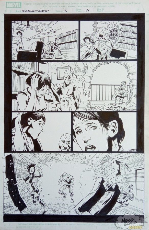 Spiderman Breakout 5 pag 11