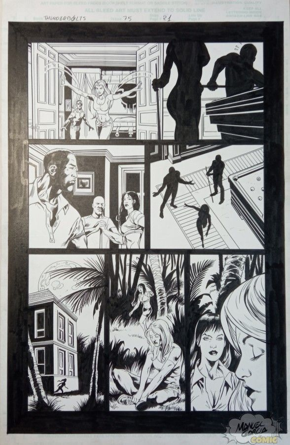 Thunderbolts 75 page 21