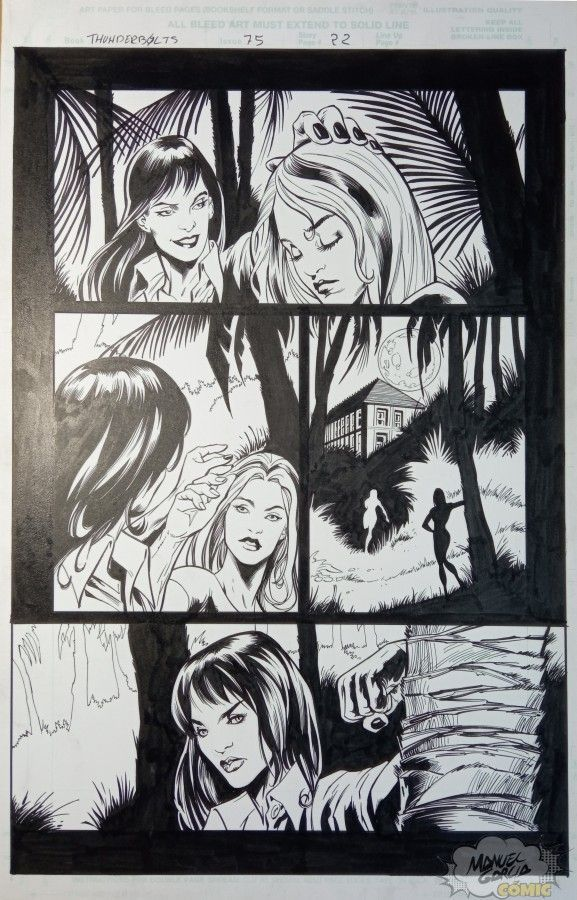 Thunderbolts 75 page 22