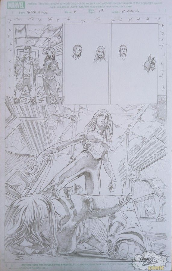 Black Widow 8 page 10