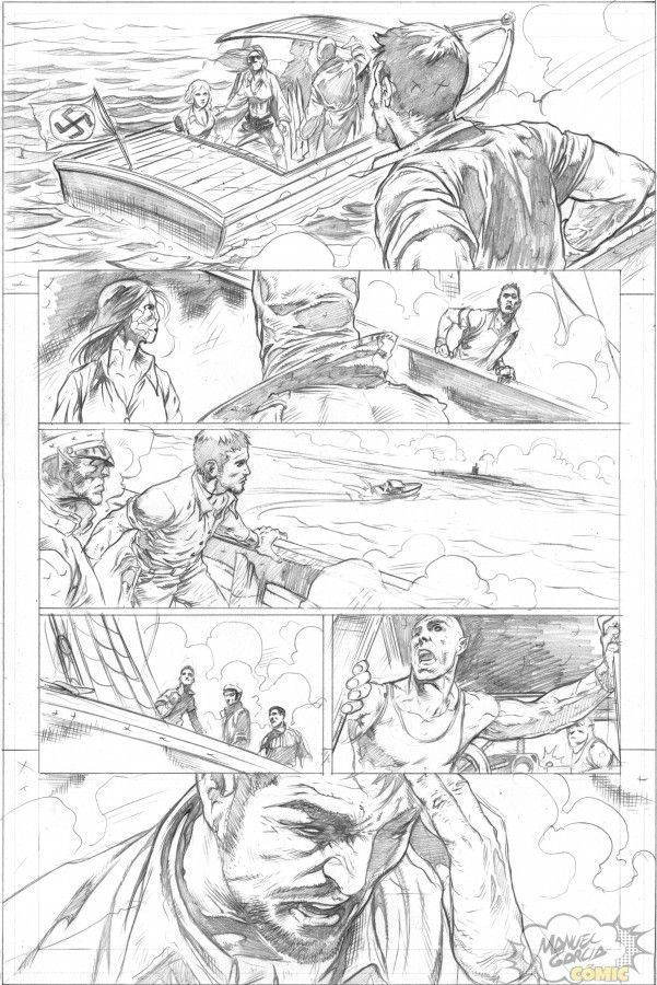 Iron Man Noir 2 page 21